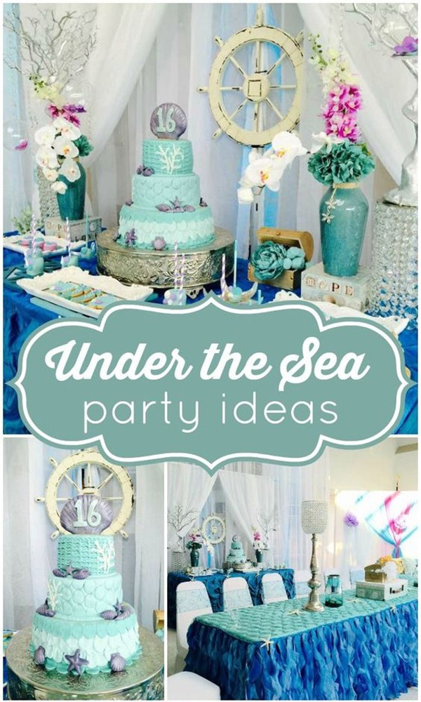 Party Venue Decoration Ideas