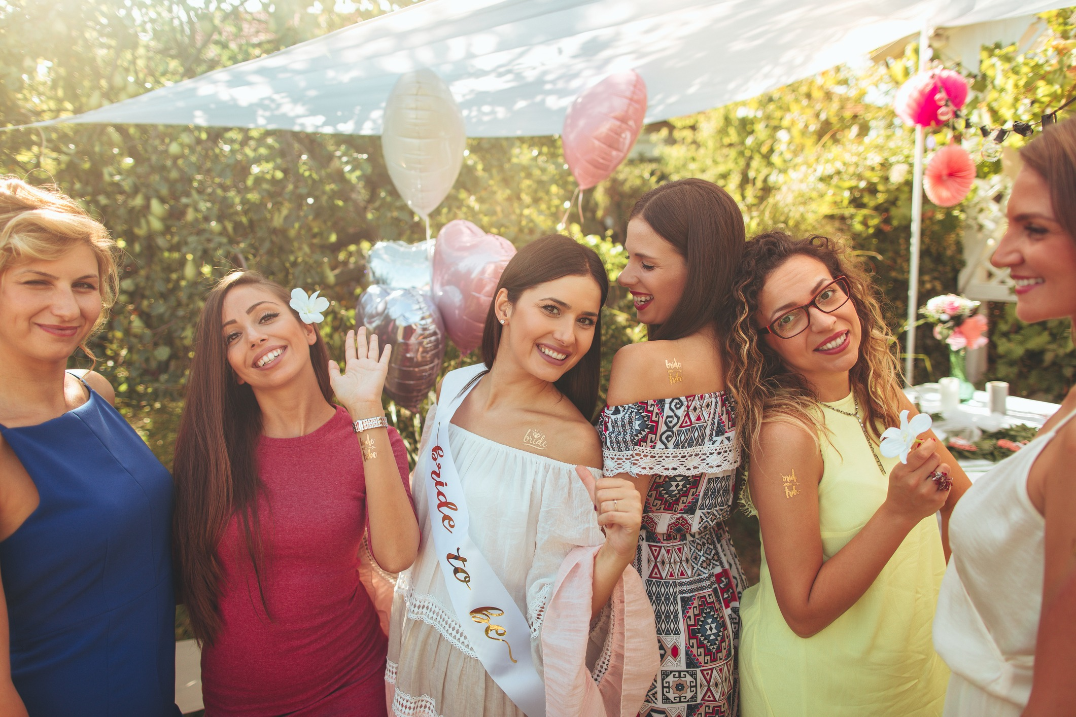 whether youre the bride to be or the one planning a bridal shower you might be wondering how to best bring all your gals together and make sure theyre